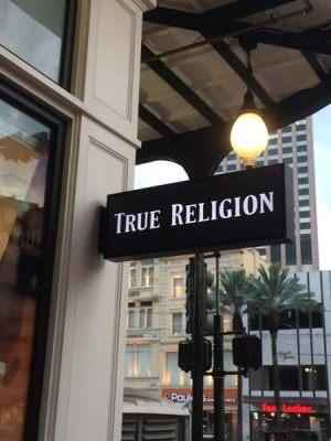 True Religion - Canal St. - New Orleans, LA